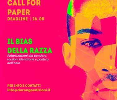 CALL-FOR-PAPER---IL-BIAS-DELLA-RAZZA