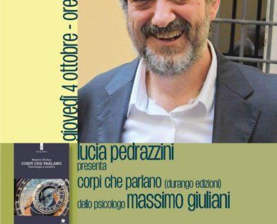 Corpi che parlano  - 4 ottobre, Milano