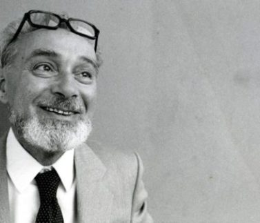 Undated picture of Primo Levi  a Jewish Italian chemist  Holocaust survivor and author of memoirs  short stories  poems  and novels  He is best known for his work on the Holocaust  and in particular his account of the year he spent as a prisoner in Auschwitz   This Is a Man   Italy and America are set to remember Italian literary great and Holocaust witness on the 20th anniversary of his death  AFP PHOTO   MENCARINI MARCELLO